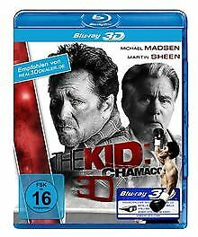 The Kid Chamaco 3D-BluRay [3D Blu-ray] by Carl Bessai | DVD | condition new
