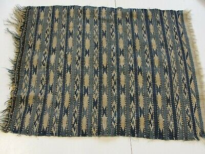 Antique Hand woven tapastry wall hanging
