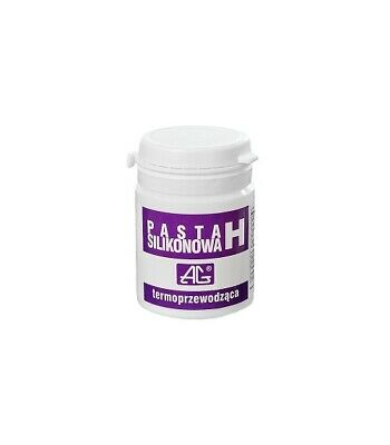 Heat Transfer Silicone Paste To Improve Blood Circulation H 1kg Ag Chemia