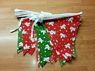 30ft ChristmasBunting Garland Bundle