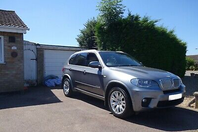 Bmw X5 40D M Sport Panoramic Roof Tow Bar Fsh Excellent Condition Mot June 2020