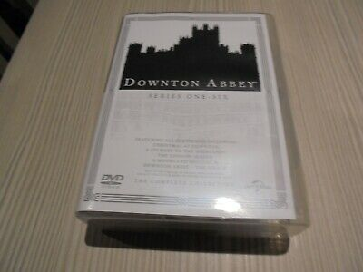 Downton Abbey ( Complete Series 1 - 6 + Specials ) Box Set