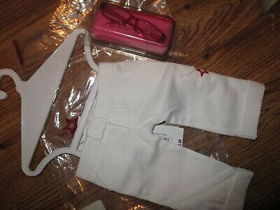 American Girl Star Cargo Pants and Red Glasses New in AG Packaging