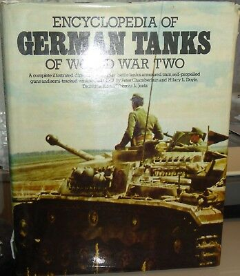 Encyclopedia of German Tanks of World War Two.