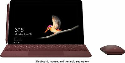 """Open-Box Excellent: Microsoft - Surface Go - 10"""" Touch-Screen - Intel Pentium..."""