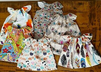 Miniland doll clothes 32cm mystery pack 4 dresses half price