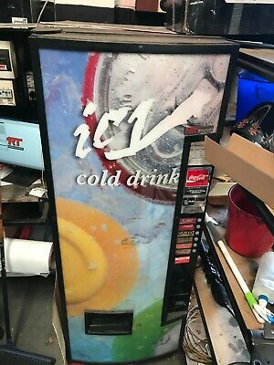 Vending machines for Sale x 3. 1 x drink, 1 x snack, 1x combo