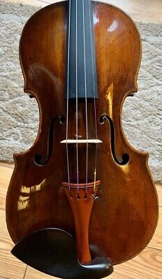 Very Fine Hornsteiner Violin - Rich Powerful Tone
