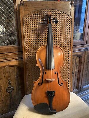 Fine Hopf Old Violin - Great Condition - Fine Tone!