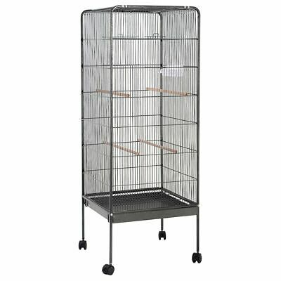 "58"" Flattop Large Bird Cage Pet Supply"