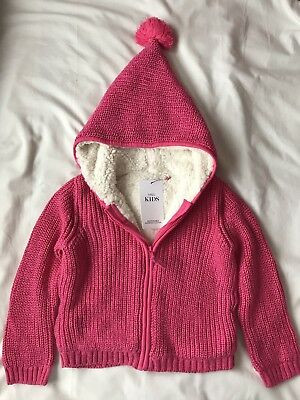 BNWT Marks & Spencer Girls Jacket Age 5-6 Years Old