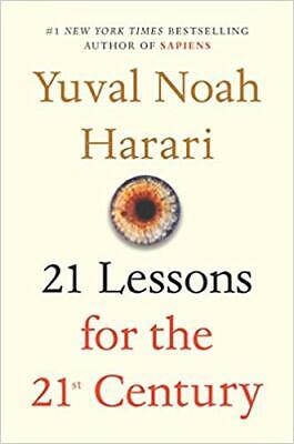 21 Lessons for the 21st Century **HARDCOVER**