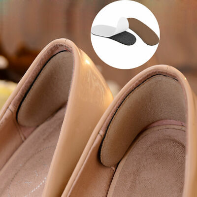 Shoe Heel Pads Liners Inserts Cushion Grip Padding Foam 5 Pairs