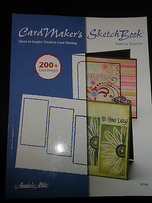 Card Maker's Sketch Book:ideas To Inspire Creative Card Making