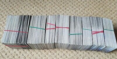 Almost 1000 x Doctor Who Battles in Time Trading Cards Job Lot Bundle Collection