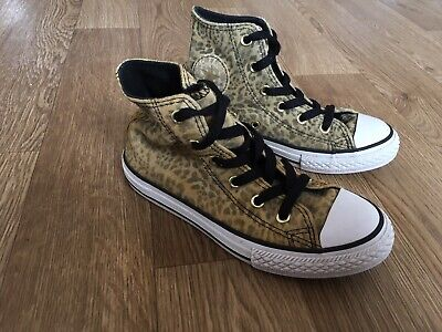 Converse Girls Suede Boots Size Uk 13