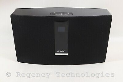 Bose Soundtouch 30 Series Iii Wireless Audio System   738102-1100   Black