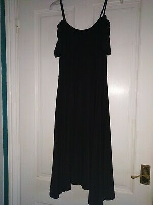 Girls Black Party / Christmas Season Dress Age 13+ Years By Kylie