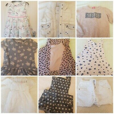 BUNDLE OF GIRLS CLOTHES AGE 7-8 YEARS Next and more