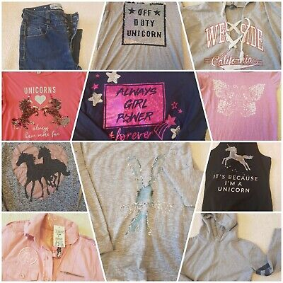 Girls Jumper / Jean's  Bundle, Age 12-13 years, inc NEXT and New Look