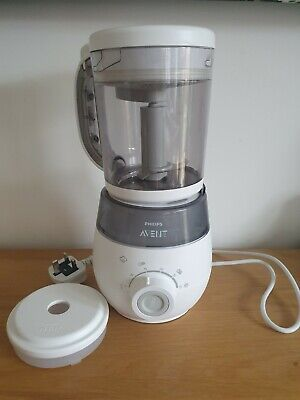 Philips advent baby food blender