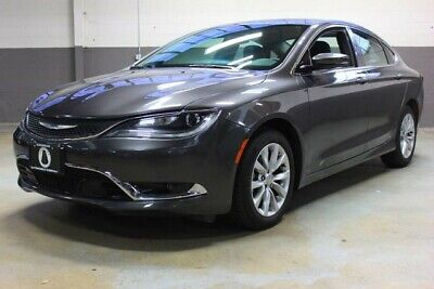 2015 Chrysler 200 Series  2015 CHRYSLER 200C, ONLY 17,330 MILES, JUST SERVICED!!!