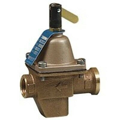 Watts 1156F Series SB1156F Water Feed Regulator 1/2 in Union Joint x FNPT Bronze