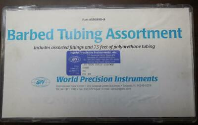 WPI Luer Barbed Tubing Fitting Assortment Kit 500890-A SHIPS TODAY