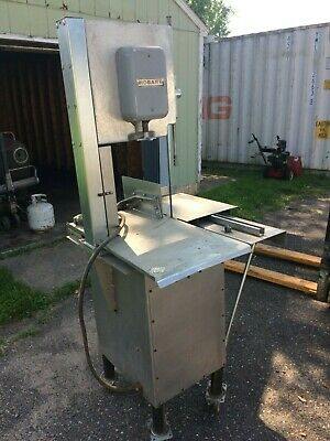 Hobart 5614 Commercial Meat Bone Lamb Beef Cutter Saw 2 HP 200-230v 3 Phase
