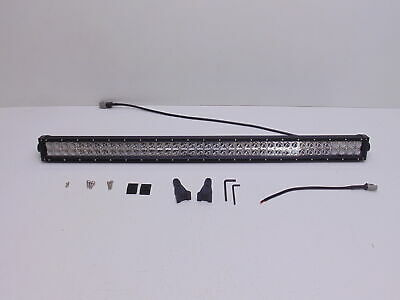 "QuadBoss Double Row Hi Lux LED Bar 41.5"" 240W 12102"