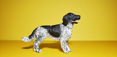 Schleich Retired 2000-2002 Longhaired Pointer 16326 RARE Cheapest on EBAY