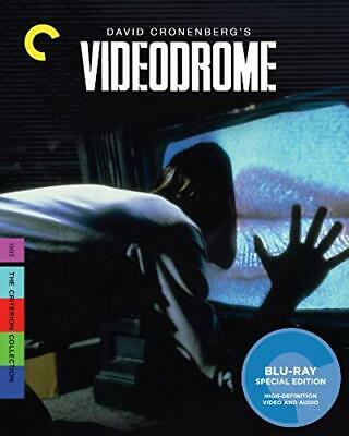 Criterion Collection: Videodrome [Blu-ray] [1983] [US Import]