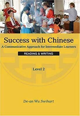 Success with Chinese, Level 2: Reading & Writing