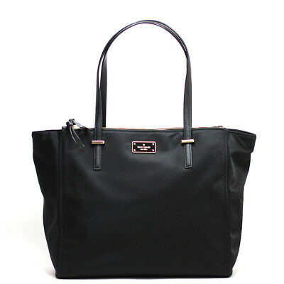 Kate Spade New York Wilson Road Talya Tote Shoulder Bag Black