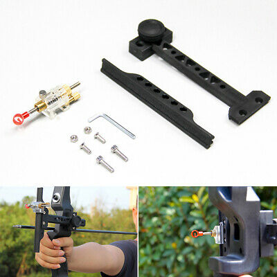 Hunt Bow sight Target Accessories Arrow Adjustable Ring Sight Reversible