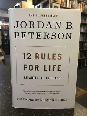 12 Rules for Life: An Antidote to Chaos 🍂 Digital Copy / Fast Delivery