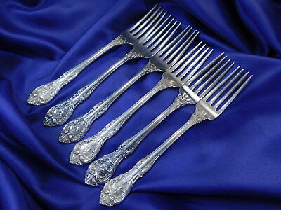 Gorham King Edward Sterling Silver Dinner Fork - Good Cond.
