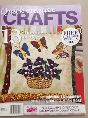 Quick Creative Crafts Magazine
