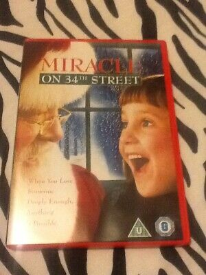 Miracle On 34th Street (DVD, 2006)