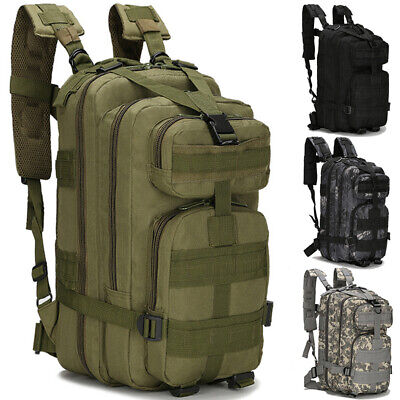 Outdoor Bag for Military Tactical Army Backpack Rucksack Camping Hiking Trekking