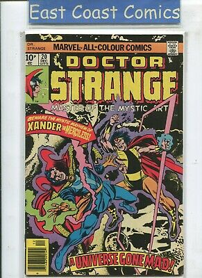 Doctor Strange Vol:1 #20 - Very Fine - Marvel