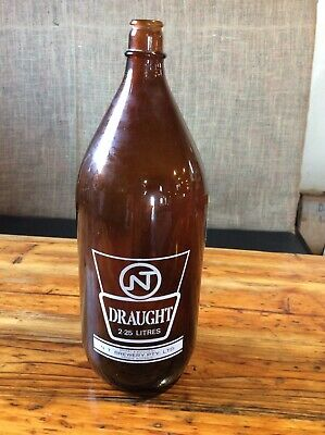NT draught stubby bottle,Darwin turf club label,  july-August1981