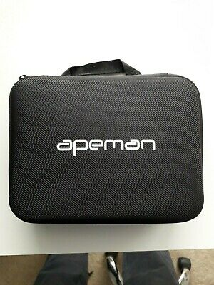 Apeman Camera A70 and Accessories Kit