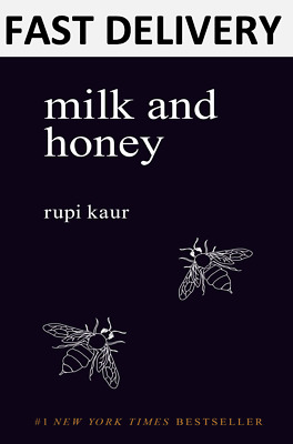 Milk and Honey by Rupi Kaur (PDF, EPUB)