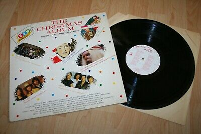 Now That's What I Call Music The Christmas Album 1985 Uk Vinyl Lp Queen Slade