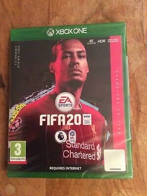 FIFA 20 Xbox One Brand New Ideal Christmas Gift