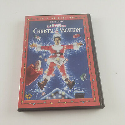 National Lampoons Christmas Vacation (DVD, 2007, Special Edition) LIKE NEW