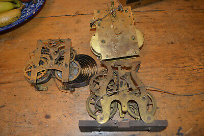 3 american movements for spares/repair