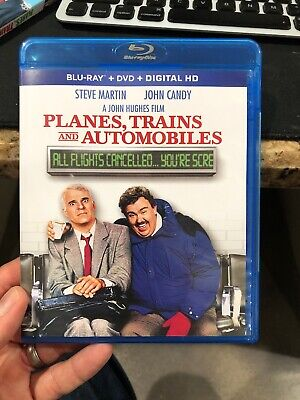Planes, Trains And Automobiles [New Blu-ray] With DVD, Anniversary Edition