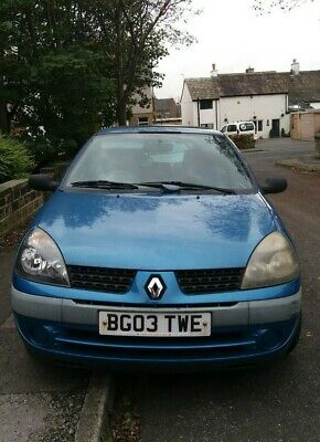Renault Clio Expression 1.2 16 V Petrol Spares and Repairs